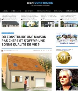 Maisons Clairval en Eure et Loire    Bien Construire