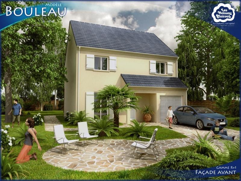 Terrain et Maison à construire à Boissy-le-Châtel