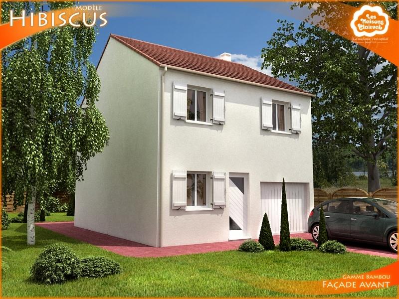 Terrain et Maison à construire à Moret-sur-Loing