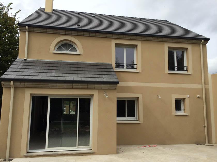 Une construction Maisons Clairval à Aulnay-sous-Bois