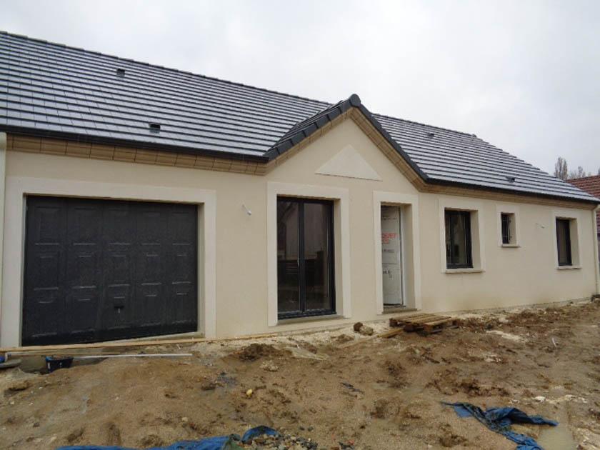 Une construction Maisons Clairval à Auvers-Saint-Georges
