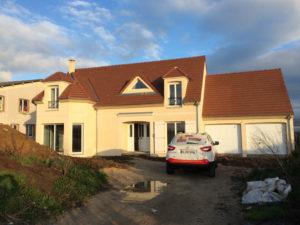 Une construction Maisons Clairval à Avrainville