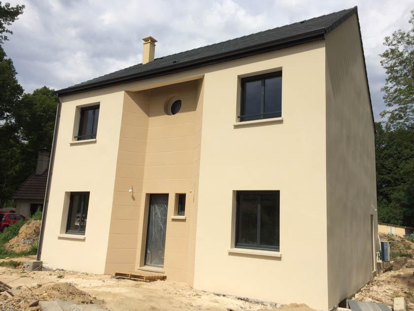 Une construction Maisons Clairval à Boissy-sous-Saint-Yon