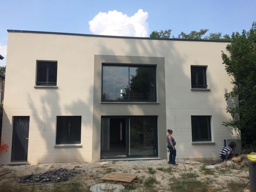 Une construction Maisons Clairval à Bures-sur-Yvette
