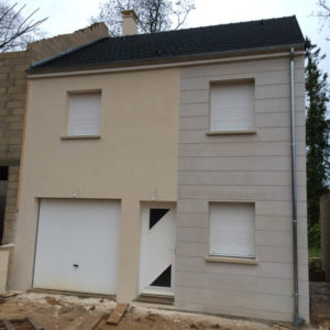 Une construction Maisons Clairval à Cerny