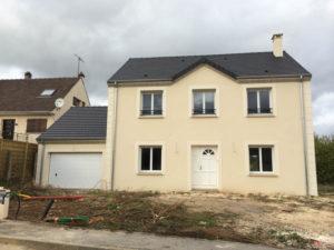 Une construction Maisons Clairval à La Ville-du-Bois