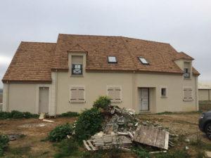 Une construction Maisons Clairval à Longnes