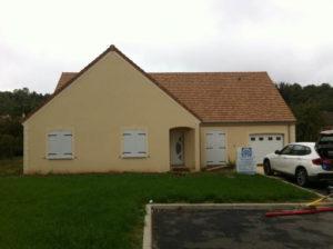 Une construction Maisons Clairval à Maisse