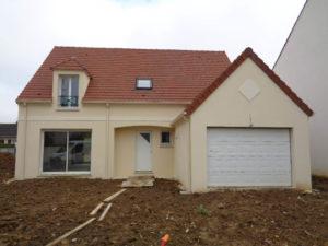 Une construction Maisons Clairval à Marcoussis