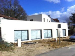 Une construction Maisons Clairval à Montlhéry