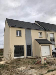 Une construction Maisons Clairval à Pussay