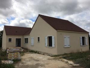 Une construction Maisons Clairval à Roinville-sous-Dourdan