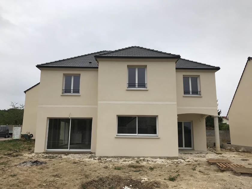 Une construction Maisons Clairval à Saint-Germain-les-Arpajon