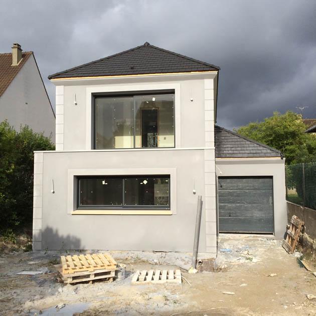 Une construction Maisons Clairval à Sartrouville