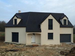 Une construction Maisons Clairval à Sermaise