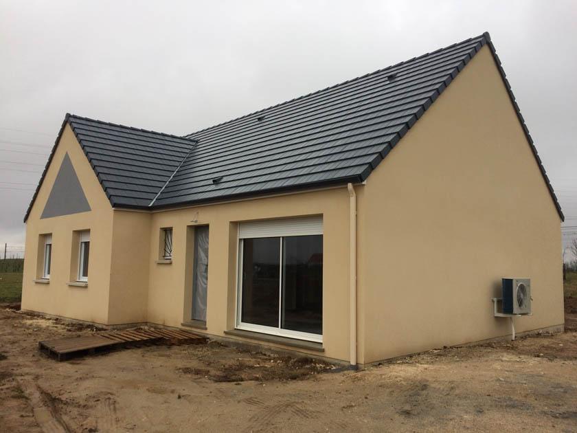 Une construction Maisons Clairval à Toury