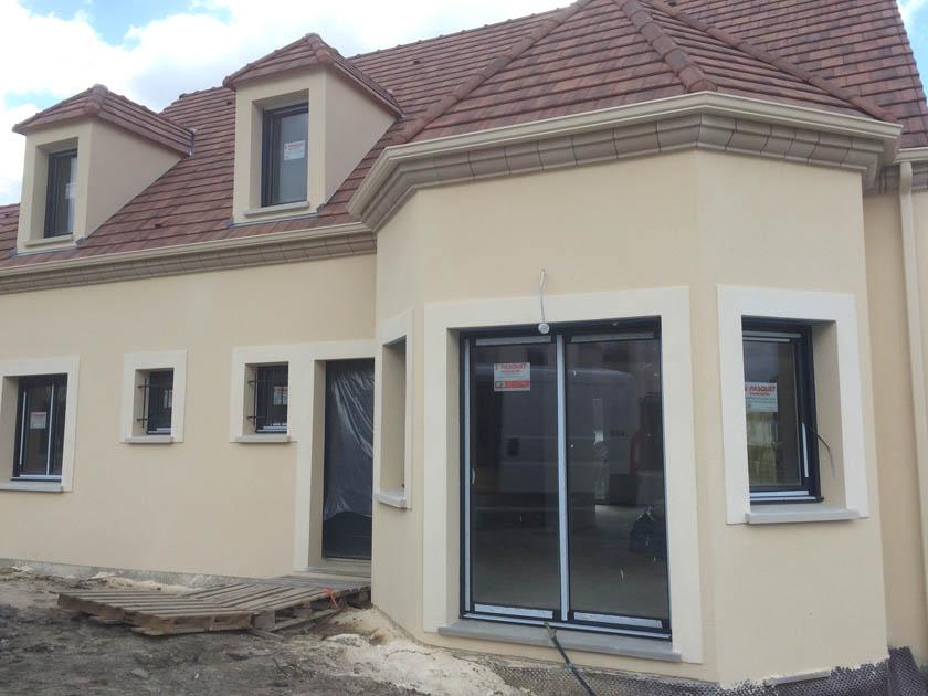 Une construction Maisons Clairval à Villiers-Saint-Frédéric