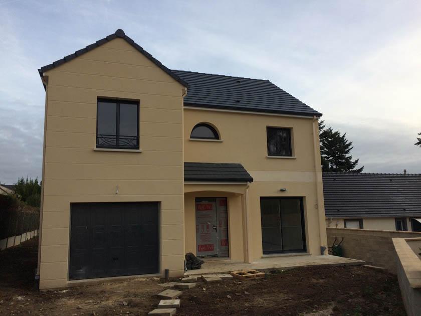 Une construction Maisons Clairval à Bouafle
