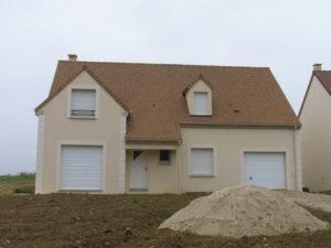 Une construction Maisons Clairval à Butteaux