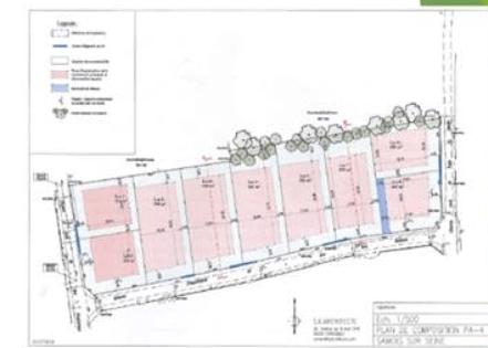 Terrain et Maison à construire à Fontainebleau